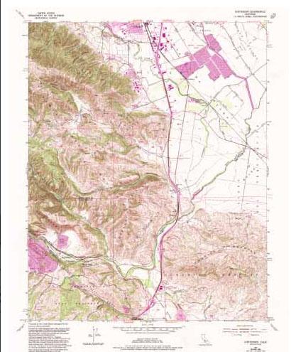 GotBooksMiraCostaedu - Us geological survey local map
